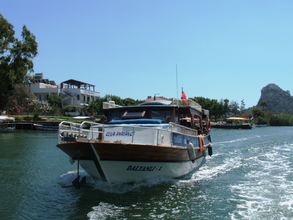 Dalyan Boat Trips And Tours